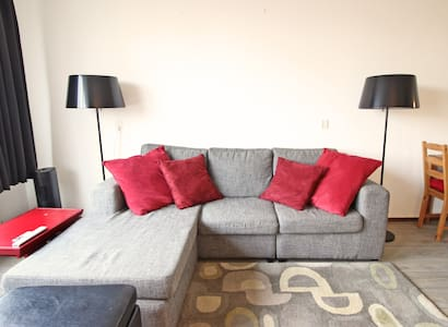 Bright & ideally located apartment near Amstel - Amsterdam - Appartement
