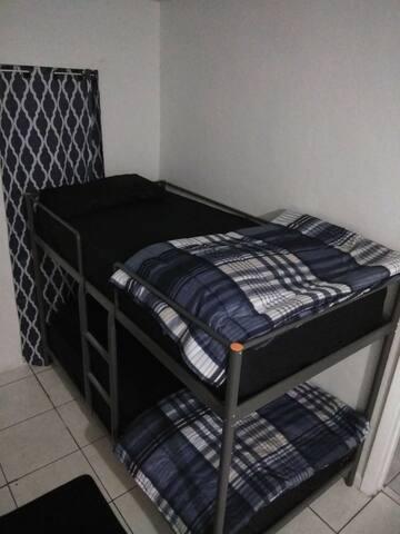 Single bed just to sleep