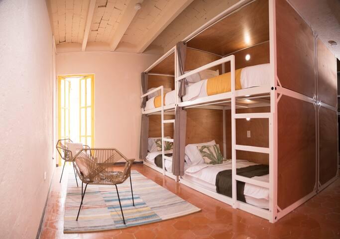 Cactus Hostel Habitación La Dolores
