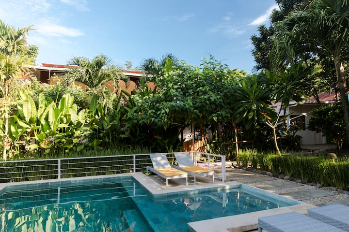 Villa Cacao hotel with Pool - 2 bedroom apartment