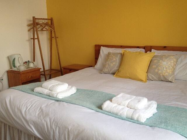 Kingsize or Twin Room - Pitlochry