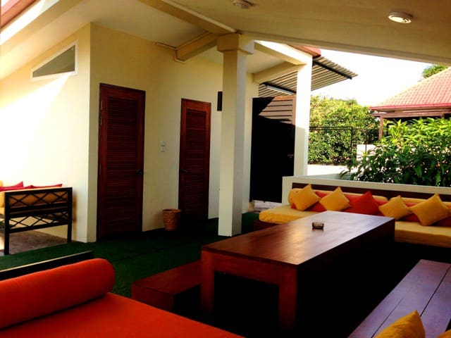 Samadhana Inn -  peace and privacy - Yangon - Rumah