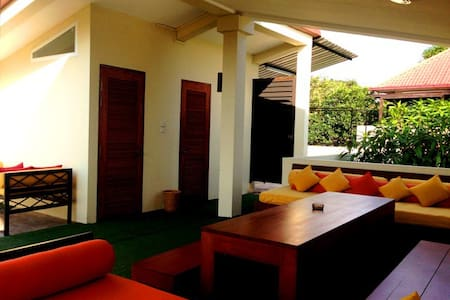 Samadhana Inn -  peace and privacy