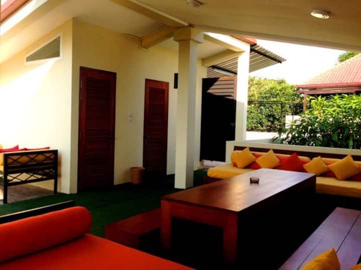Samadhana Inn -  peace and privacy
