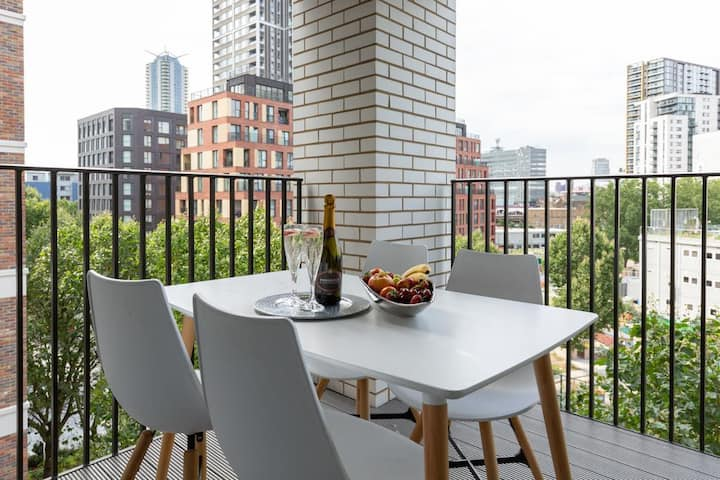 Deluxe Central London Apartment-Southwark
