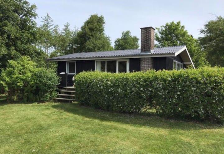 Hyggelig sommerhus ved Limfjorden
