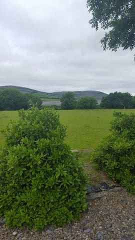 camping in the heart of the burren - Clare - Inny
