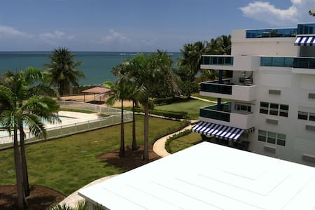 Costamar Beach Village/Apartamento en la Playa - Loíza - Condominio