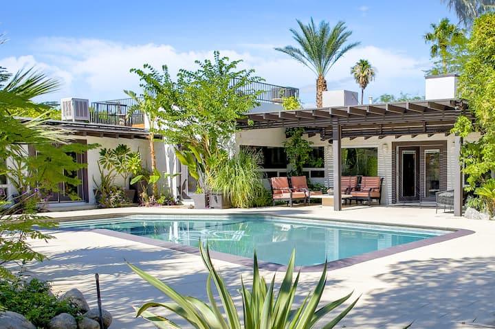 Villa Mint · One acre of golden-era lifestyle