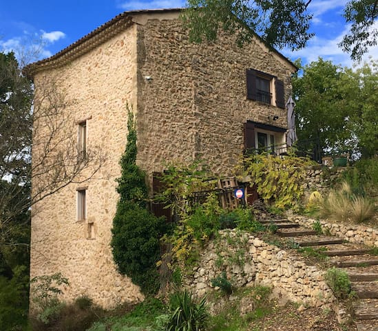 Newly renovated luxurious MEDIEVAL BASTIDON TOWER