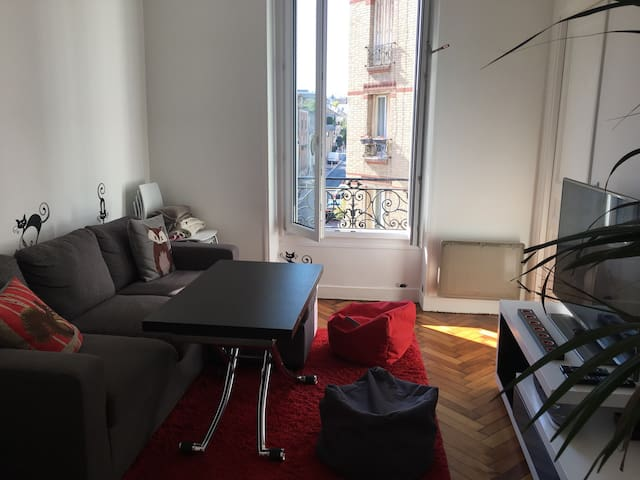 Charmant 3 pièces - Montrouge - Appartement