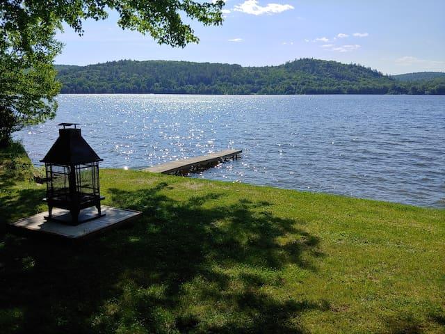 Cottage for rent Lac Cayamant, Québec