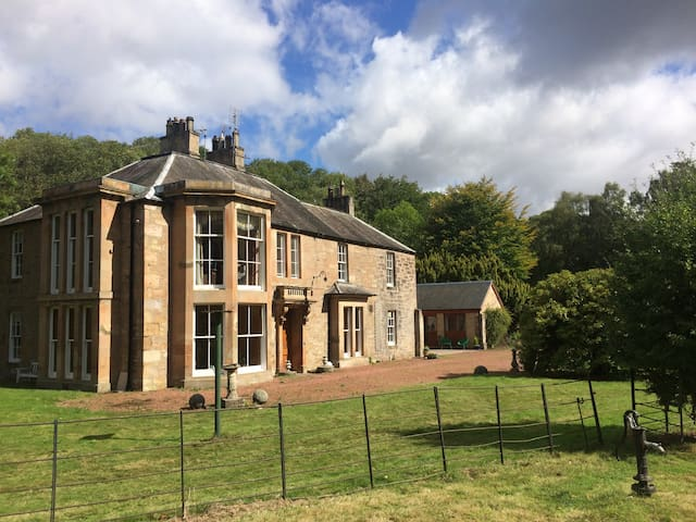 Glenarch House, Eskbank