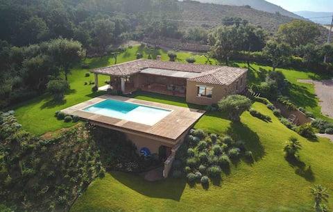Villa Mursi Aggius - Gallura - Ozone Sanification