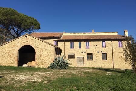 Farmhouse near Citta della Pieve - Marsciano