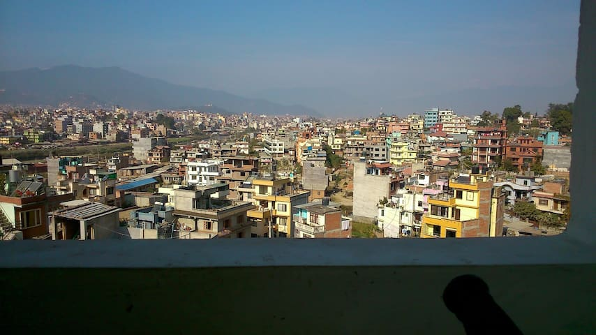 Private room in a 3 BHK Apt - Patan - Appartement