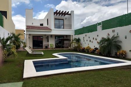 La Casa ideal para tus vacaciones en Mérida.