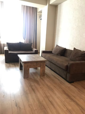 2 bedroom cozy appartment in the heart of tiblisi