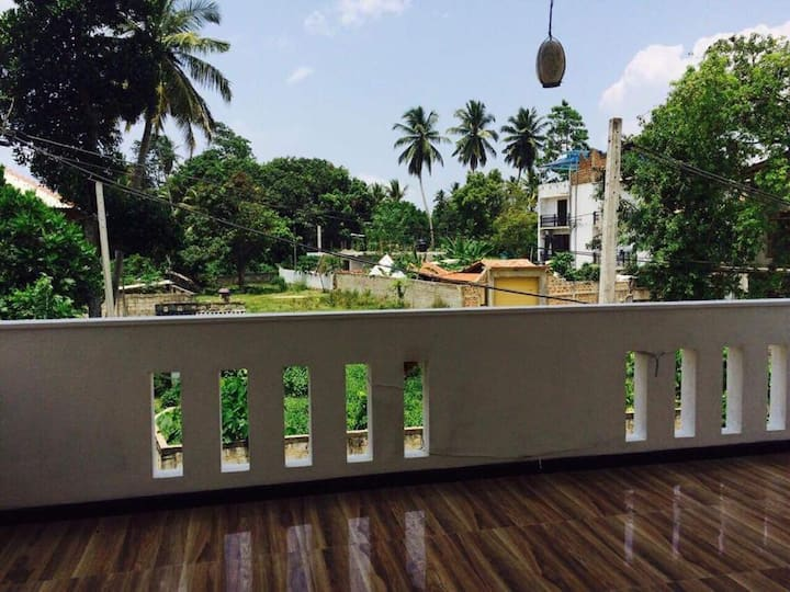 Apartments with nice view in Galle area.