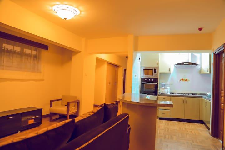 Hurlingham- Kose Heights - Nairobi - Apartament