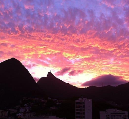 View to the Christ - Corcovado - Rio de Janeiro - Huoneisto