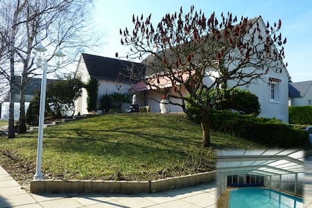 Chez Martine et Jean-Yves - Montlouis-sur-Loire - House