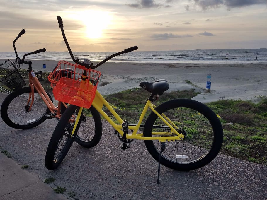 Now offering bike rentals!! $25.00 per bike, per day or $20.00 per bike, per day for 2 or more days.