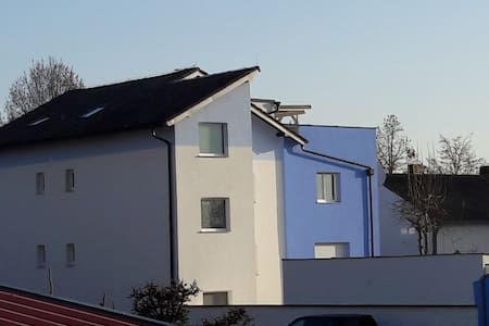 Ruhige Ferienwohnung im Burgenland/Halbturn - Halbturn - Lejlighed