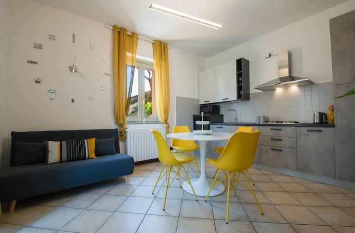 Villa dei Venti_Appartamento Scirocco