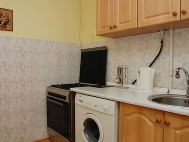 Лучшая квартира в хорошем районе - Staropyshminsk - Apartamento