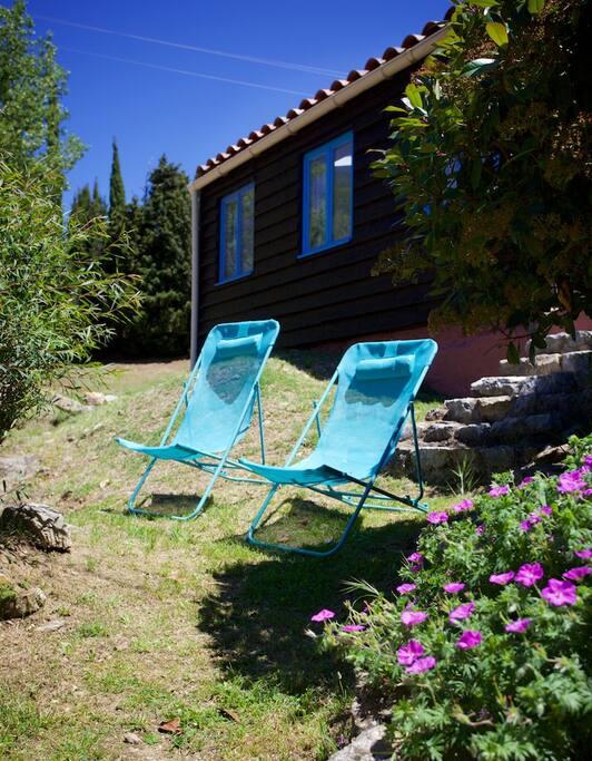 Gardens/Comfortable Seats
