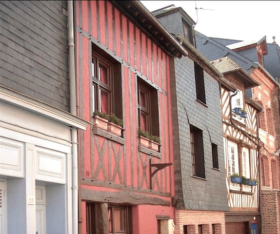 Honfleur My Sweet Home