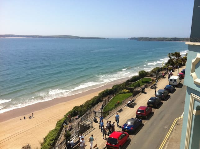 Romantic 3rd floor apartment - Pembrokeshire - Apartment