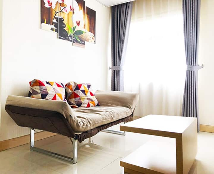 2BR Modern Apartment in Bandung City