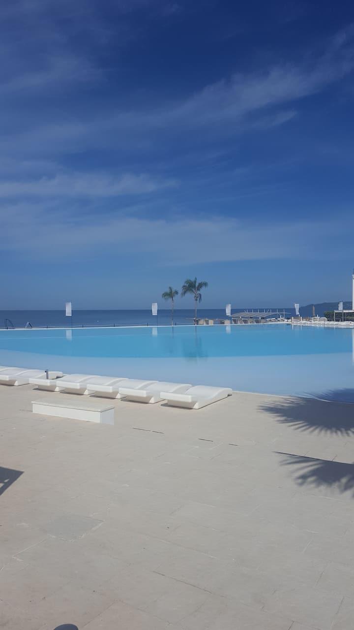 Nuevo Vallarta Beachfront Studio