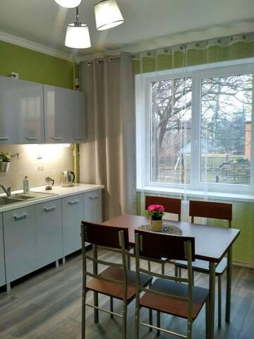 2-х комнатная квартира у моря - Zelenogradsk - Appartement