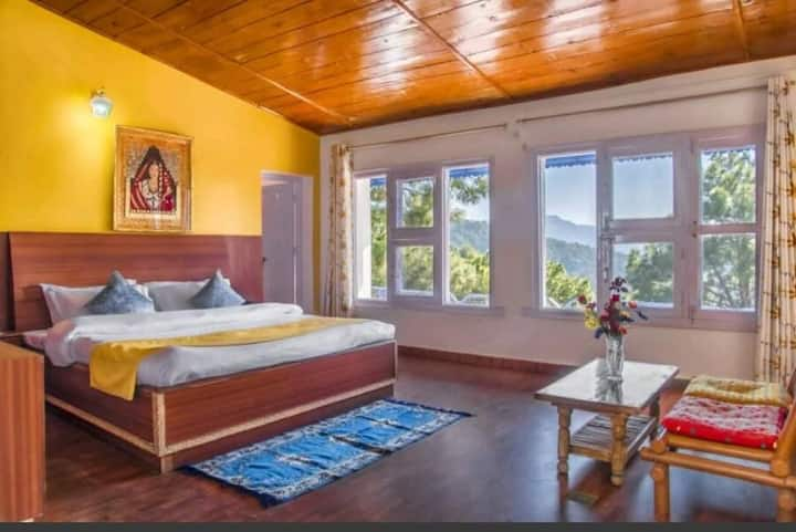 2 Bedroom Interconnected I Kasauli