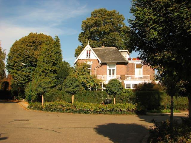 Appartement, zelfstandig (met dakterras) - Driebergen-Rijsenburg - Wohnung