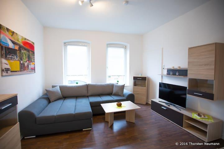 Ferienwohnung 2 Uelzen - Uelzen - Apartment