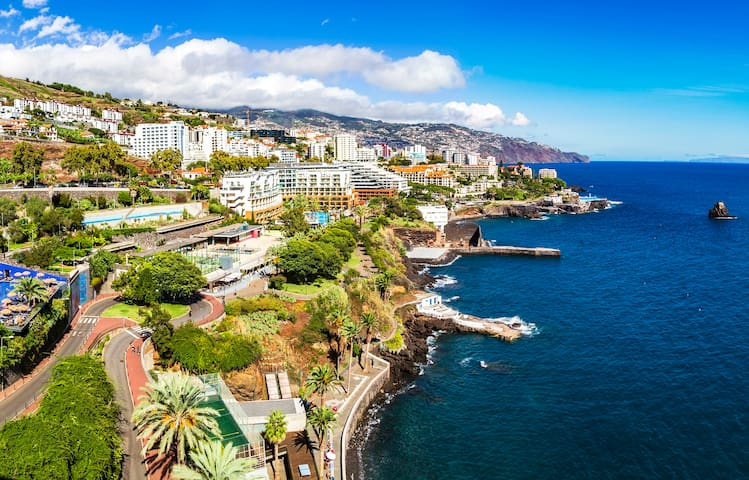 Sea Charm Apartment in Funchal