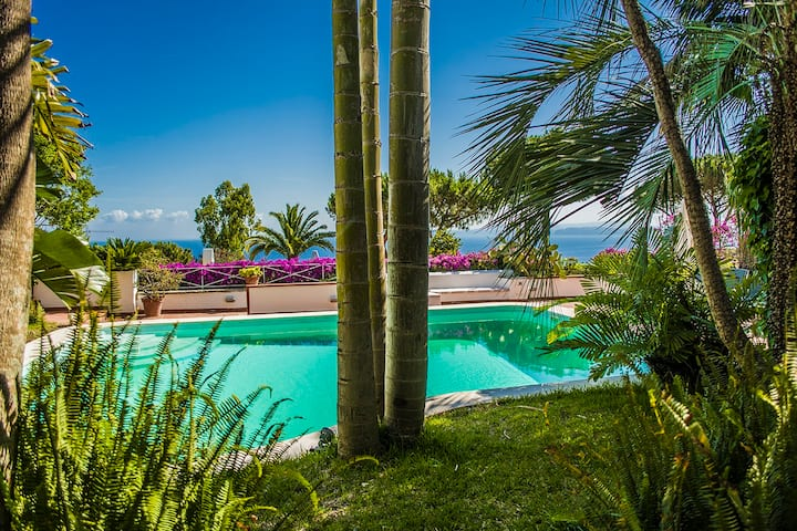 Exclusive Villa with private Pool - Villa Enaria