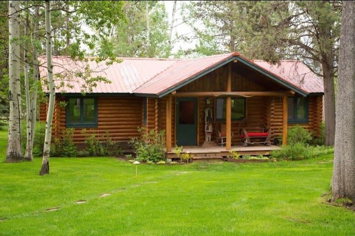 Jackson Hole Cabin Retreat