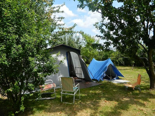 Camping chez Jaly