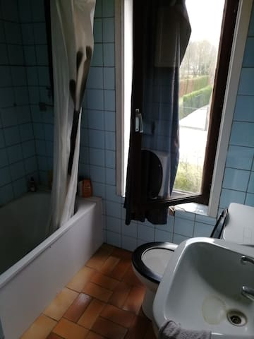 privékamer in rustige omgeving