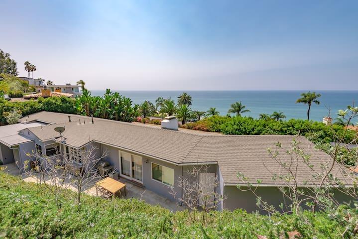 Beautiful Ocean View House