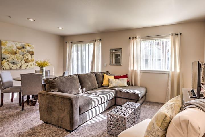 Brilliant apartment home | 2BR in Boise