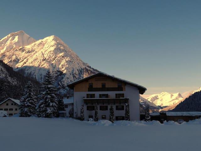 Ferienwohnung Lechtaler Alpen