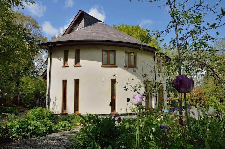 Henllys Lodge - Llandovery - Huis