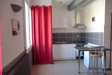 Appartement de plain pied  face à la Garonne - Lamagistère - 公寓