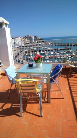 El mirador del Port de l' Ampolla - Delta del Ebro - L'Ampolla - Appartement